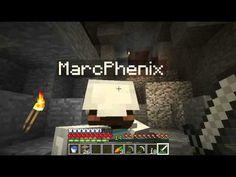 Ep 8 Aventure survie en amoureux | Minecraft | Marc Phénix bain de lave
