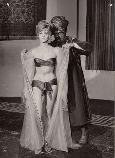 Photo originale Michèle Mercier Angélique et le sultan sexy | eBay