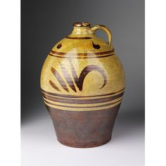 Water jar | Cardew, Michael | V&A Search the Collections