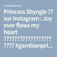 Princess Shyngle 🇬🇲 sur Instagram: Joy over flows my heart ❤️❤️❤️❤️❤️🙏🏽🙏🏽🙏🏽🙏🏽💋💋💋💖 #gambianprincess #melaninpoppin #blackisbeautiful #blackbeautyafricaawards #brandambassador…