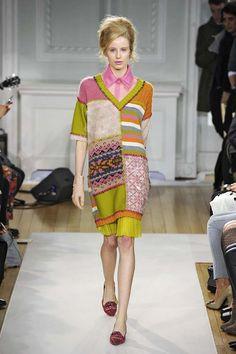 Look Moschino 2012!!! - Camisa, saia e blusa de lã