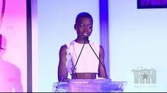 Lupita Nyongo on true beauty.