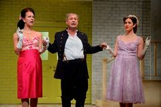 khan Theatre - The Merry Wives of Windsor/Photo: Yossi Zwecker. Review