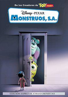 Monstruos, S.A. #cine #disney #familia