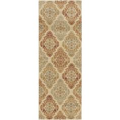 Arabesque Area Rug | Green Medallion and Damasks Rugs Machine Made | S – Jack and Jill Boutique