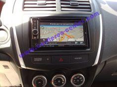Navigatore Kenwood DNX5280BT installato su Mitsubishi ASX