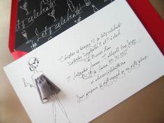 Custom Party Girl Birthday Invitation