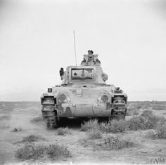 """A 12 infantry tank Mk II """"Matilda"""" II in north Africa 1942 - pin by Paolo Marzioli"""