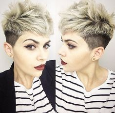 10 Trendy Bowl Cuts and Styles: Very Short Hairstyle Ideas 2017