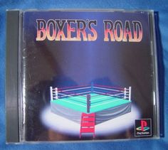 PS1 Japanese : Boxer's Road SLPS 00033 http://www.japanstuff.biz/ CLICK THE FOLLOWING LINK TO BUY IT ( IF STILL AVAILABLE ) http://www.delcampe.net/page/item/id,0377948029,language,E.html