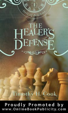 Online Book Publicity is Proudly Promoting: The Healer's Defense - Heir of Drachma, Book 1  This is a must-read for fans of the first trilogy, but also for those who just enjoy a ripping good tale. http://www.onlinebookpublicity.com/epic-fantasy-trilogy.html#tc2 #medical #mystery #epic #fantasy #historical  Let's talk about your novel: http://www.onlinebookpublicity.com/bookpromotion.html
