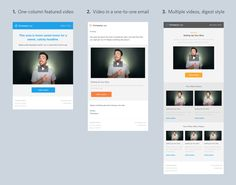 Video Email Templates | Guide to Using Video in Email | Wistia
