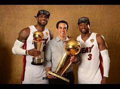 2013 Larry O'Brien Trophy Portraits - NBA Galleries