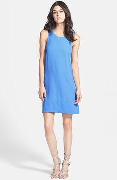 $48 Tildon Racerback Shift Dress available at #Nordstrom MULTIPLE COLORS AVAILABLE