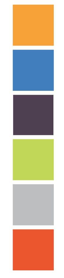 Our color palette?