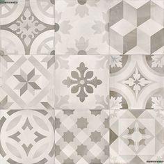 Reaction White Dekor podłoga 75x75 gat 1 Home Decor Kitchen, Bathroom Flooring, Architecture, Decoration, Curtains, Blanket, Rugs, Antiques, Design