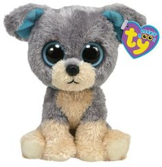 beanie boos | Ty Beanie Boos Scraps Dog from Ty - Beanbag Animals