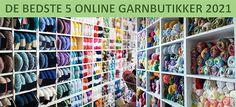 De bedste online garnbutikker 2021 Velvet