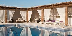 Great idea for a pool!  Blissful 'moon location - love! Vilacampina, Algarve, Portugal