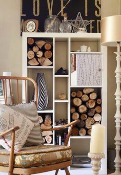 cozy cabin style