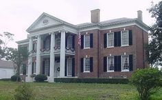 Auburn....a beautiful home of Natchez, Ms.