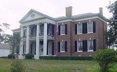 Auburn....a beautiful home of Natchez, Ms.