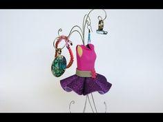 Manualidades - Maniquí porta joyas - Manualidades para todos