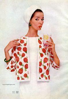 Dolores Hawkins / Simplicity Summer 1959 Pattern Book