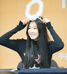 LOONA - Kim HyunJin 김현진 at Incheon fansign 161203 #이달의소녀 #LOOΠΔ 인천 팬사인회