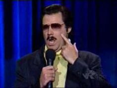 Happy Holidays from Will Ferrell as Robert Goulet
