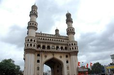"""Hyderabad-This """"city of pearls"""" has heritage monuments, lakes, parks, gardens, resorts, museums and delectable cuisine that lure anyone! http://travel.mapsofindia.com/travel-hyderabad/tourist-attractions.html"""