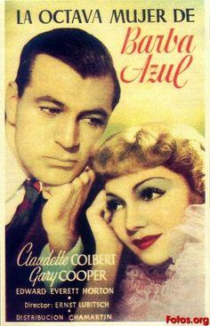 La octava mujer de Barba Azul (1938) EEUU. Dir: Ernst Lubitsch. Comedia. Romance - DVD CINE 529