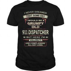 911 Dispatcher T-Shirts & Hoodies