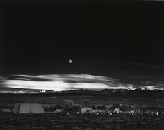 Philadelphia Museum of Art - Collections Object : Moonrise, Hernandez, New Mexico