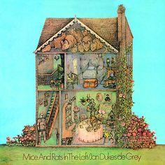 Jan Dukes De Grey - Mice And Rats In The Loft (Transatlantic Records, 1971)