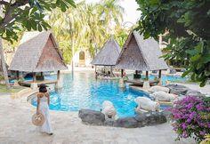 Greetings from #TheTanjungBenoaBeachResortBali ! Wherever you are in the world, we wish you the most beautiful of Sundays!  #TheTanjungBenoa #TheTaoBali #Bali