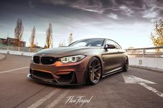 #BMW #F82 #M4 #Coupe #Strong #Handsome