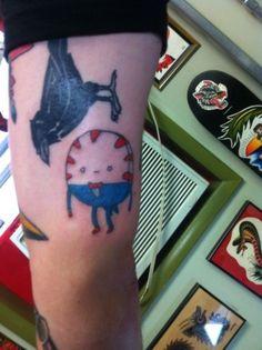 adventure time!! tattoos