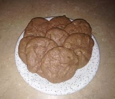 Rich Brownie Batter cookies: Hands down the BEST cookie I've ever had! This like a chocolate chip no bake brownie! Delish!!