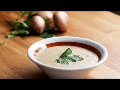 One-Pot Cream of Mushroom Soup