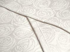 Oscha Roses Vanilla (Wild Silk). 25% Wild Silk, 75% Cotton. Release Date: Feb. 12, 2013
