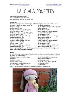 plus – BuzzTMZ.plus – BuzzTMZ : Amigurumi Doll Lilyum Baby Free Crochet Pattern – Crochet.plus – BuzzTMZ Crochet Doll Pattern, Crochet Bunny, Crochet Patterns Amigurumi, Amigurumi Doll, Crochet Dolls, Free Crochet, Diy Crafts Crochet, Crochet Projects, Kirigami