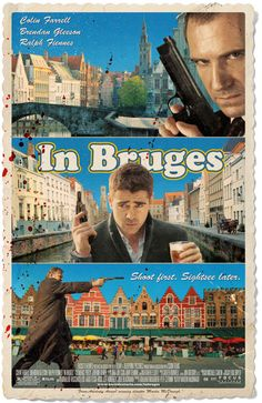 Colin Farrell in Bruges