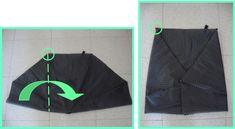 Come fare shopping bag Diy Handbag, Nike Jacket, Shopping Bag, Arts And Crafts, Sewing, Handmade, Bags, Hobbies, Craft Ideas