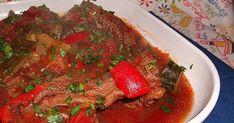 Tapas, Salsa Fresca, Portuguese Recipes, Portuguese Food, Ratatouille, Meatloaf, Food And Drink, Beef, Ethnic Recipes