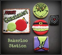 Grinch themed party on pinterest the grinch grinch and grinch