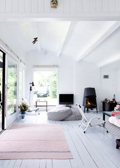 summer house Denmark |featured on style.life.home blog | image taken by Line Klein ♥