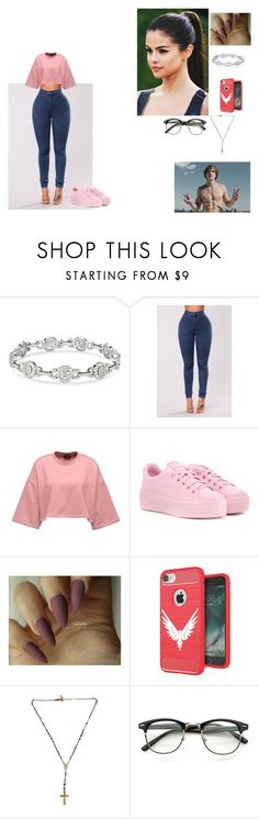 """""""#10-LP"""" by sophiehaggarty on Polyvore featuring Kenzo and Dolce&Gabbana"""