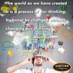 #changetheworld #bethechange Our perception can determine our behavior, and our behavior can change the world!