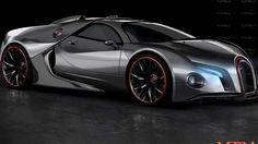 2015 Bugatti Veyron Redesigned
